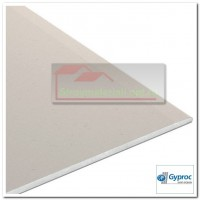 Гипсокартон (лайт) Gyproc, 2500х1200х9,5 мм.
